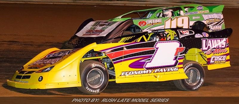 Roaring Knob Returns To Rush Lm Weekly Series 187 Race Pro