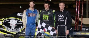 Strickler Dominates Night #2 At North Florida