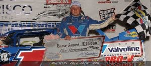 Brandon Sheppard Takes Winternationals Opener