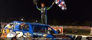 Nick Hoffman Records Perfect Night At Volusia
