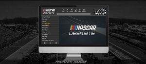 NASCAR Launches DeskSite: On-Demand Video App