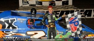 Hoffman Scores Second Gator Of DIRTcar Nationals