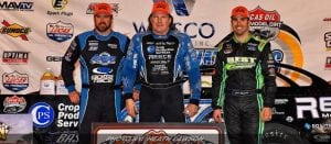 Bloomquist Holds On For Lucas Oil Win At East Bay