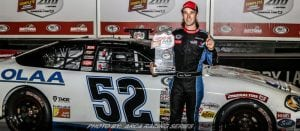 Austin Theriault Wins ARCA Opener At Daytona