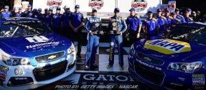 Chase Elliott To Lead Daytona 500 Field To Green