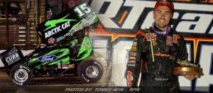 Schatz Charges To Win DIRTcar Nationals Finale