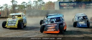 By The Numbers: UMP Mods At Volusia's DIRTcar Nationals