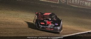 Clanton Outduels Wells For Volusia WoO LM Win