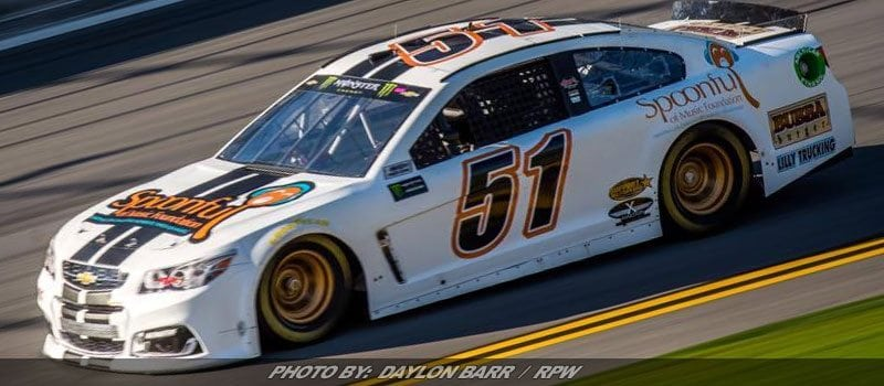 cody ware set for nascar cup series debut race pro weekly