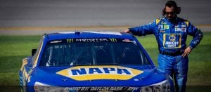Another Strong Run For Chase Elliott Comes Up Short