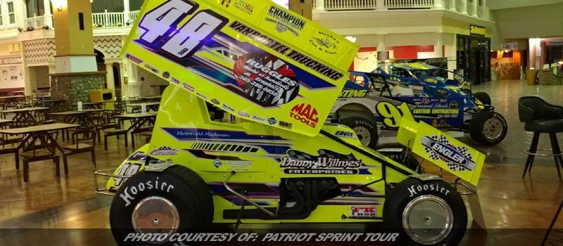 Patriot Sprint Tour Represented At Area Car Shows » Race Pro Weekly