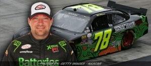 BJ McLeod Will Return To Driving Duties At Las Vegas