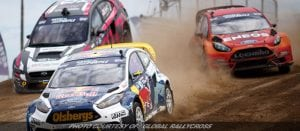 Red Bull Global Rallycross To Debut At Thompson June 3-4