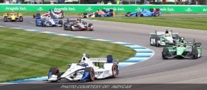 INDYCAR Gearing Up For St. Petersburg Opener