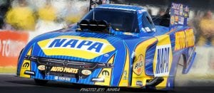 Dodge Extends Sponsorship Of NHRA Event At Maple Grove