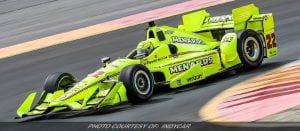 Simon Pagenaud Looking To Repeat As INDYcar Champ