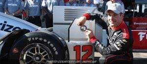 Power Rises To Take IndyCar Pole At St. Petersburg
