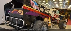 Standing-Room Only As Dirt Track Heroes Show Finishes