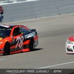 Truex Comes Up Aces For Vegas Cup Series Win