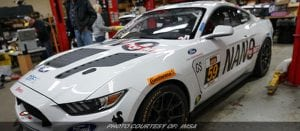 Martin & Roush Jr. To Drive Mustang At Sebring