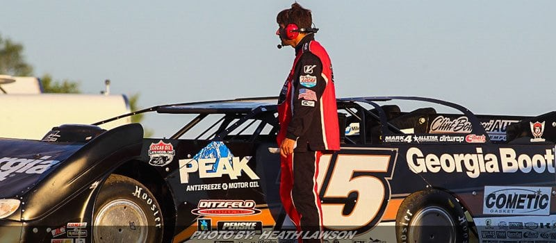 Rugged Radios Joins Lucas Oil Late Model Dirt Series – Race