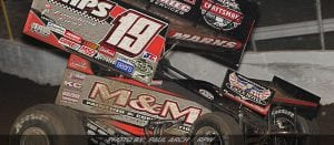 Marks Closes Out Vegas WoO Doubleheader With Solid Run