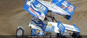 Sides Battles For Top 10s With WoO Sprints In Vegas