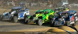 Earnings Report For Short Track Super Series South