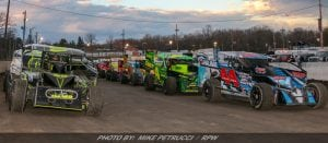 Hard Clay Open Starts Short Track Super Series North For '17