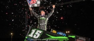Schatz Charges Late For Sixth WoO Sprint Win Of '17