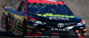 Jones Scores First NASCAR Cup Series Top 10