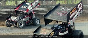 Brent Marks Displays Consistency In Tulare WoO Events