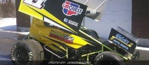 Chris Jones Locked In On Another Sprint Car Season