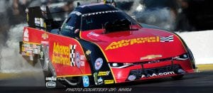 NHRA Heads To Texas For 30th Annual SpringNationals