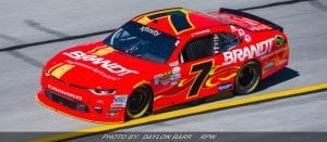 Allgaier Looking For Second Straight XFINITY Win