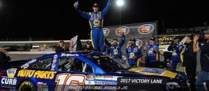 Gilliland Picks Up First K&N Pro West Victory Of '17