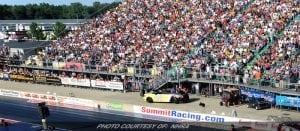 Wichita Raceway Joins NHRA Member Track Network