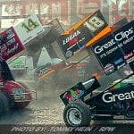 WoO Sprint Cars Invade Cocopah For First Time