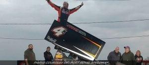 Lynton Jeffrey Wins Sprint Feature At Port Royal