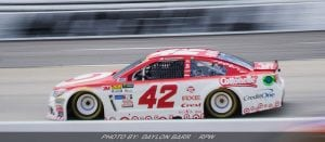 Martinsville Cup Qualifying Rained Out: Larson On Pole
