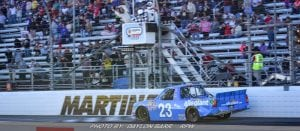 Elliott Wins Hotly-Contested Martinsville Truck Race