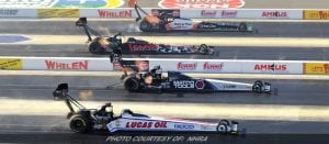 NHRA Four Wide Nationals Returns To ZMAX Dragway