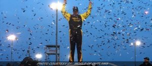 Shirley Claims First WoO Late Model Series Win Of Season