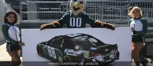 Dale Jr. To Run Philadephia Eagles Scheme At Pocono