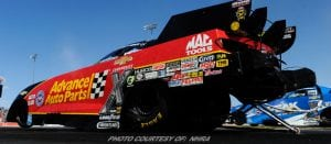 Courtney Force Looking To Boost Season At NHRA Spring Nationals