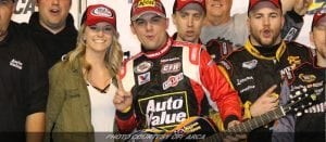 Career-First ARCA Win For Chad Finley At Nashville