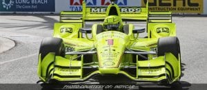 Pagenaud Penalized In IndyCar Qualifying: Will Start Last At Long Beach