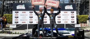 Three-Peat For Taylor Brothers At Long Beach