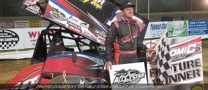 Kemenah Earns All Star Win At Atomic With Last Lap Pass