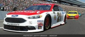 Did Blaney Sacrifice Texas Cup Race To Win A Stage?